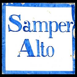 Campamento Samper Alto